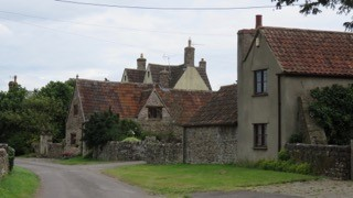 Houses in Talbots End