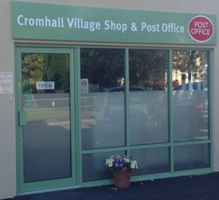 Cromhall shop front